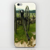 Cannon Of The Past iPhone & iPod Skin