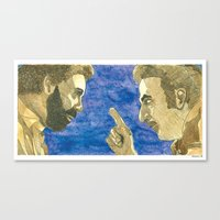 Barney's Version Canvas Print