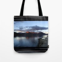 ...at The End Of The Day… Tote Bag