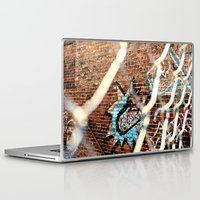 graffiti Laptop & iPad Skins featuring Graffiti  by Kevin Westerman