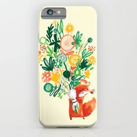 Flower Delivery iPhone 6 Slim Case