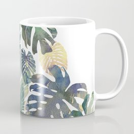 Mug - Tropical Leaves - franciscomffonseca