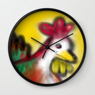 Thanksgiving Revenge Tur… Wall Clock