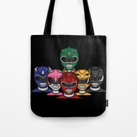 It's Morphin' Time! Tote Bag