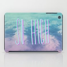 So High iPad Case