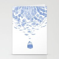 balloon Stationery Cards featuring Balloon  by Gurven