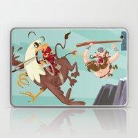 Braun Bloodstone And The… Laptop & iPad Skin