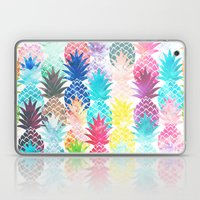 Hawaiian Pineapple Patte… Laptop & iPad Skin