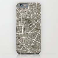 Berlin Map iPhone 6 Slim Case