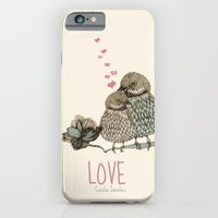 iPhone & iPod Case featuring LOVE by Cecilia Sánchez