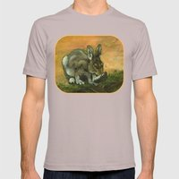 BunnyFoot Mens Fitted Tee Cinder SMALL