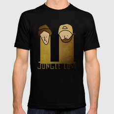 Jay and Silent Bob Strike Back (2001) SMALL Black Mens Fitted Tee