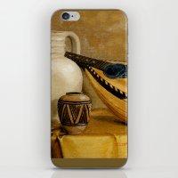Mandolin At Rest iPhone & iPod Skin