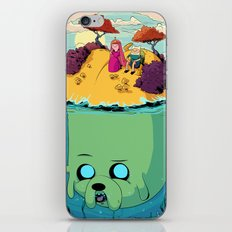 Adventure Time Marooned iPhone & iPod Skin