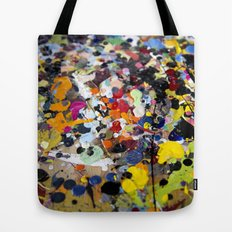 Palette. In the original sense of the word. Tote Bag