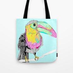 Toucan Tote Bag