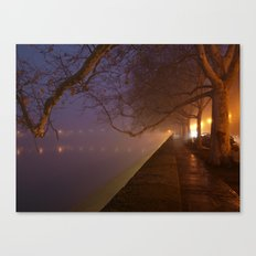 Toulouse Canvas Print