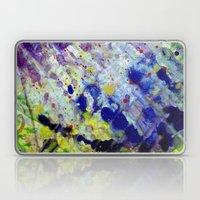 Transparent war of Color's V1 Laptop & iPad Skin