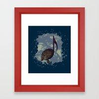 Song Bird Framed Art Print