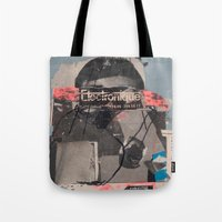We Have Electronique Tote Bag