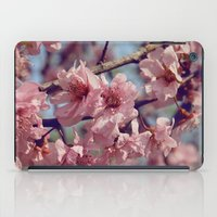 Sakura... One Spring In … iPad Case