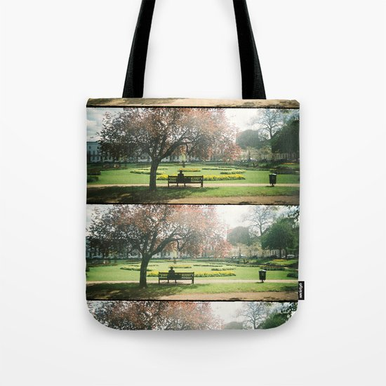 Imagination Garden Tote Bag