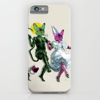 iPhone & iPod Case featuring Dance, Chauncey, Dance - French Bulldog by Smiley and the Pony