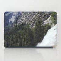 Yosemite Waterfall iPad Case