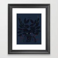IIIIII Framed Art Print