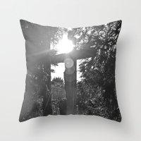 {illumination} Throw Pillow