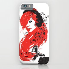 Music is my life Slim Case iPhone 6s