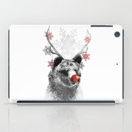 Rudolph The Bear iPad Case