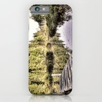 iPhone & iPod Case featuring Reflective Passage by Chris Mare