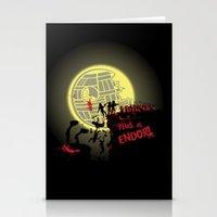 300 Ewoks Stationery Cards