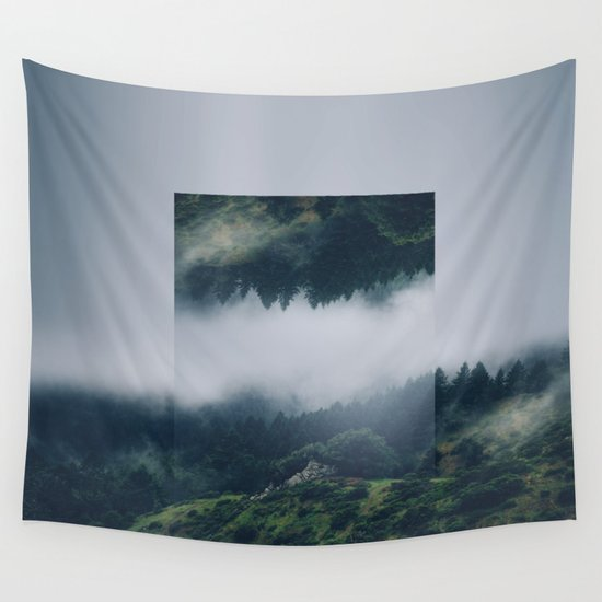 I get nervous. Wall Tapestry by Witchoria | Society6