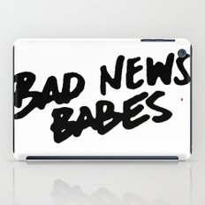 Bad News Babes iPad Case