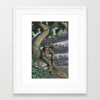 Armor Framed Art Print