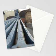 bridged.  Stationery Cards