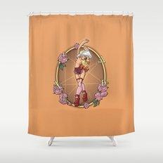 Lux Aestiva Shower Curtain