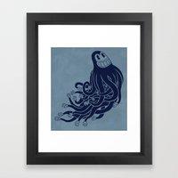 Octadecapus Framed Art Print