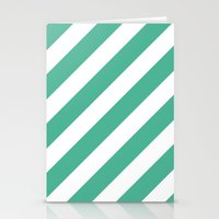 lines series 1 Stationery Cards