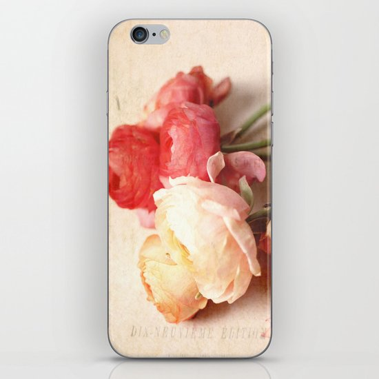 Romantic Heart iPhone & iPod Skin
