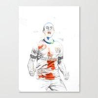 Theo Canvas Print