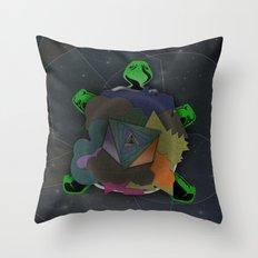Shellous? Throw Pillow