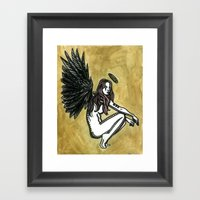 The Initial Appearance O… Framed Art Print