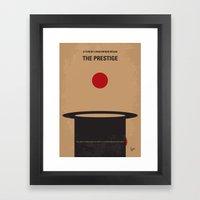 No381 My The Prestige Mi… Framed Art Print