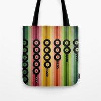 door beads Tote Bag