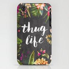 Thug Life iPhone (3g, 3gs) Slim Case