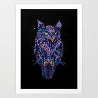 I See You Art Print