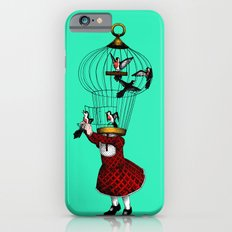 the cage iPhone 6 Slim Case